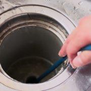 排水溝臭い掃除